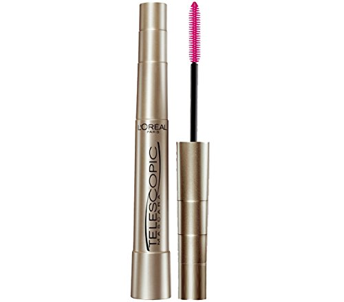 L'Oréal Paris Makeup Telescopic Original Lengthening Mascara, Black Brown, 0.27 fl. ()