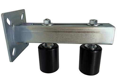 Adjustable Slide Gate Dual Guide Rollers for Sliding Rolling Gates 3