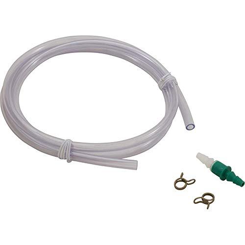 Balboa Ozonator - Hydro Quip Ozone Install Kit, Hose,Check Valve,Instructions