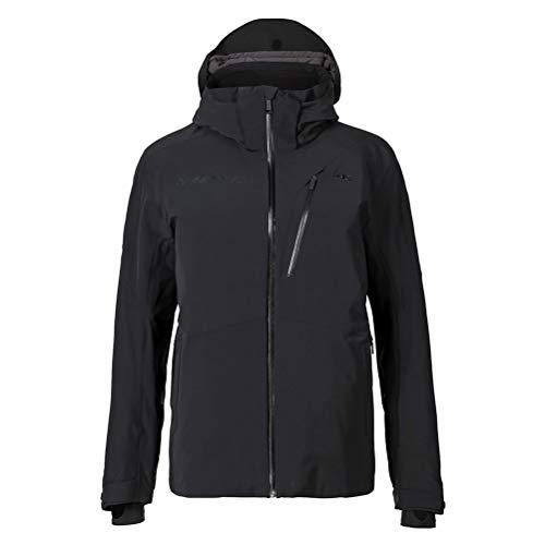 Kjus Formula Ski Jacket Mens Black