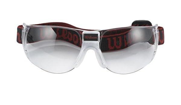 Wilson Squash y Padel Protección ocular Deportes Gafas de protección ocular completa: Amazon.es: Deportes y aire libre