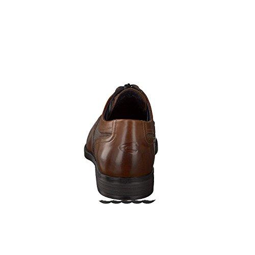 camel active 471.11.01, Scarpe stringate uomo Marrone
