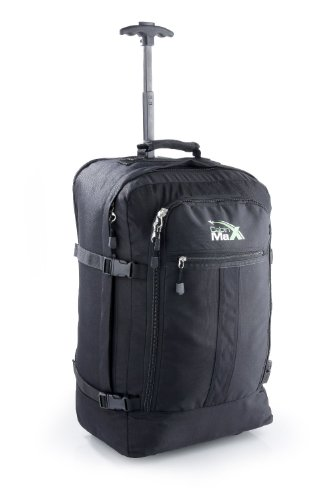cabin-max-lyon-flight-approved-bag-wheeled-hand-luggage-carry-on-trolley-backpack-44l-55x40x20cm-bla