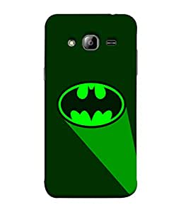 ColorKing Samsung J5 2015 Case Shell Cover - Batman Multi Color