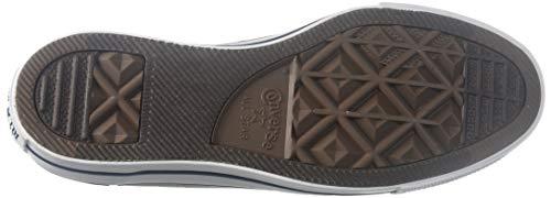 Converse Women's Chuck Taylor All Star Dainty White Sneaker - 8.5 B(M) US