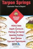(Tarpon Springs Fishing Map: Clearwater Pass to Bayport (Florida Saltwater Series, FL0130))