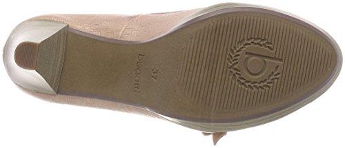 Bugatti Women's 411281745900 Closed Toe Heels Pink (Rose 3400) QN158y