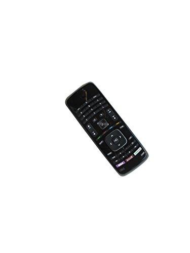 HCDZ Replacement Remote Control for Vizio M320NV M370NV M420NV E320I-B1 Plasma LCD LED HDTV TV (Vizio Control M420nv Remote)