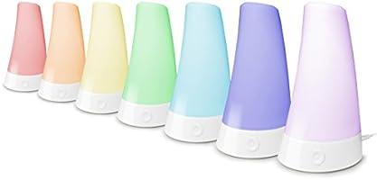 Rio Aroma Diffuser, Humidifier and Night Light
