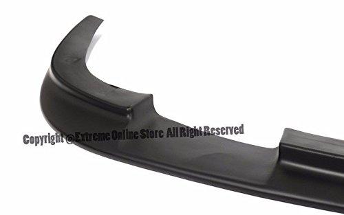 EOS Body Kit Front Bumper Lip Splitter - For Chevrolet Chevy Corvette C6 Z06 ZR1 05-13 2005 2006 2007 2008 2009 2010 2011 2012 2013 ZR1 Style by Extreme Online Store