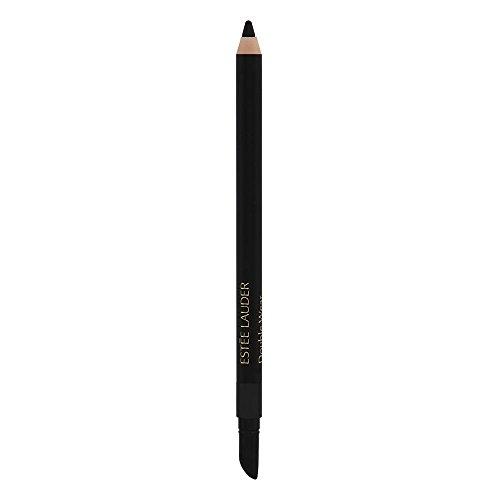 Estee Lauder Double Wear Stay In Place Eye Pencil New Packaging, No. 01 Onyx, 0.04 Ounce (Best Waterproof Eyeliner Pencil Uk)
