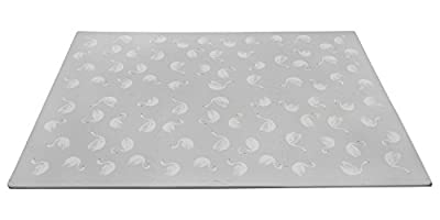 Stylish Baby Play Mat with Thick Comfortable Foam Floor Tiles. Spill Resistant, Easy Clean, Durable. Yay Mats Fun Puzzle Design Playmat for Tummy Time, Baby Girl and Boy. Non-Toxic, Non-Slip, No Odors