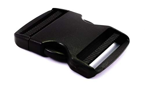 """Adjustable Dual Pinch Side Release Buckle 2"""" from Equinox"""