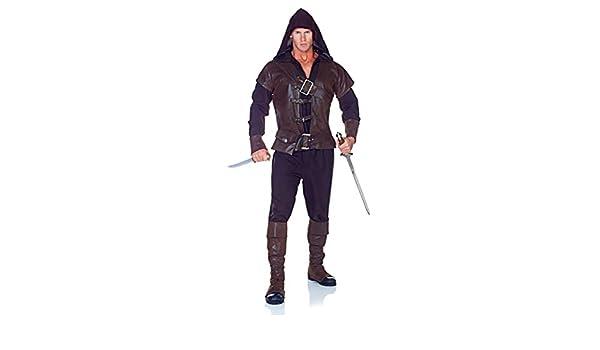 Horror-Shop traje de asesino: Amazon.es: Juguetes y juegos
