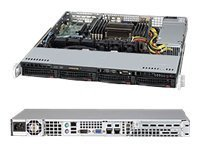 Supermicro SuperServer 5017R-MTF - no CPU - Monitor : none. [SYS-5017R-MTF] -