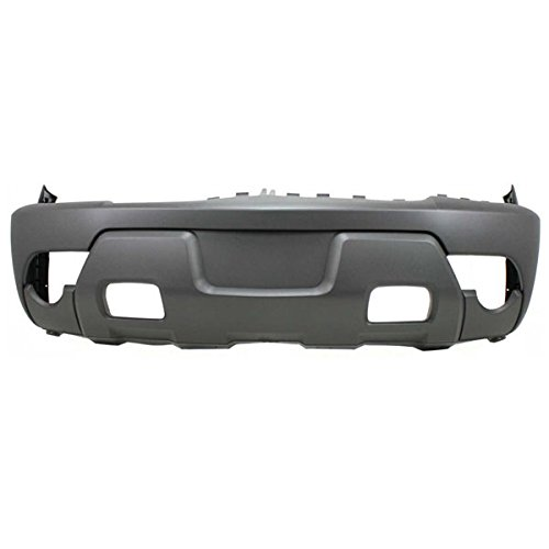 03-06 Chevy Avalanche Front Bumper Cover Assembly Textured GM1000680 12335679