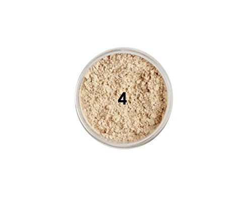 Sally B's Skin Yummies - Luxury Mineral Foundation (#4 Warm - Warm Cool Or Tone Yellow Skin