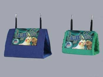 Snuggle Hut Cloth Bird Bed - Small 7 PREVUE PET PRODUCTS BC067251