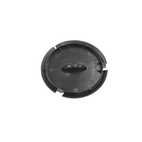 1999-2004 Corvette C5 Headlight Adjuster Hole Plug Black