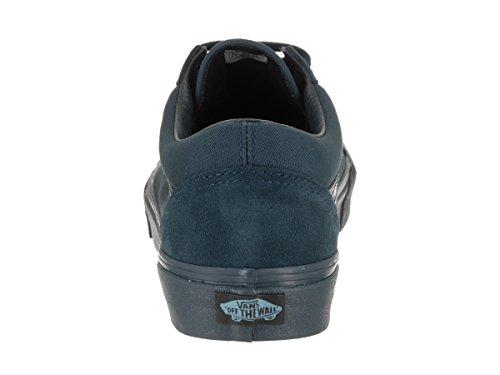 Vans Unisexe Vieux Skool (mono Métallique) Skate Chaussure (mono Métallique) Reflétant Létang
