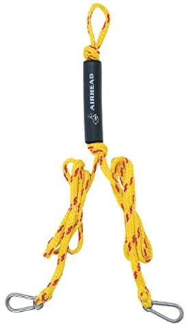 AIRHEAD AHTH-1 Airhead Tow Harness 12 ft - Tow Rope Hook