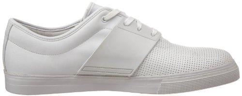 Puma Men's El Ace Leather Sneaker White/White/White view cheap online xw0XRq