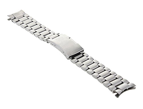 22MM Watch Band Bracelet for Omega SEAMASTER Planet Ocean Chrono S.Steel #2