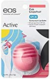 EOS Active Protection Lip Balm SPF 30 Pink Grapefruit - 6 ct, Pack of 6
