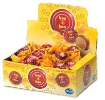 Bon O Bon Bonbons with Peanut Cream Filling and Wafer 450 Grs.