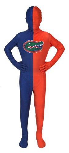 [Paper Magic University of Florida Child Skin Suit, Medium: 7-8] (Florida Gator Toddler Halloween Costume)
