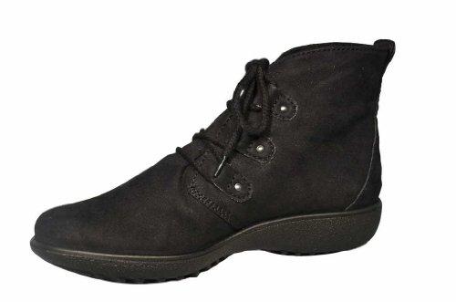 Romika, 35106-73-100, Nadja 106 Stiefel Damen, 100% Polyester, Schwarz/schwarz