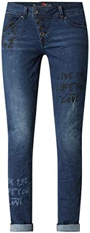 Buena Vista Paris Malibu Stretch Denim, Uni(Wording), Gr. XXS