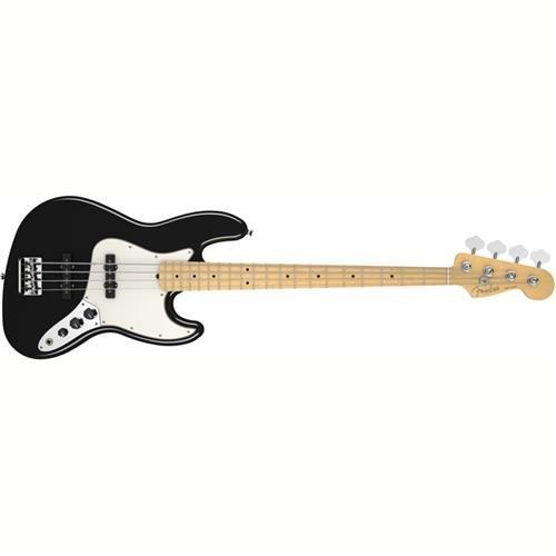 60s Jazz Bass Pickup (Fender American Standard Jazz Bass Guitar, Maple Fingerboard, Black)