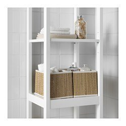 Ikea Salnan seagrass basket, 2 pack (large)