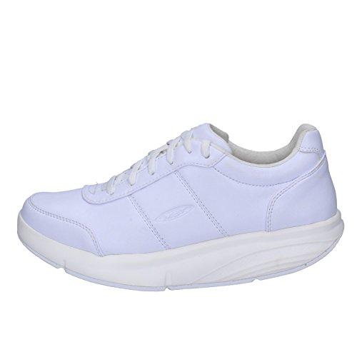MBT Sneakers Mujer 37 EU Blanco Cuero