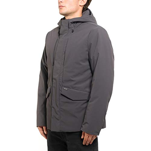 Wocps2707 Uomo Wocps2707 Grigio Woolrich Wocps2707 Giaccone Uomo Woolrich Giaccone Grigio Woolrich zAqxw75