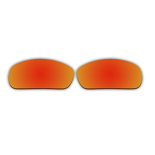 Polarized Replacement Lenses For Spy Optic Bounty Sunglasses Fire - Sunglasses Spy Bounty
