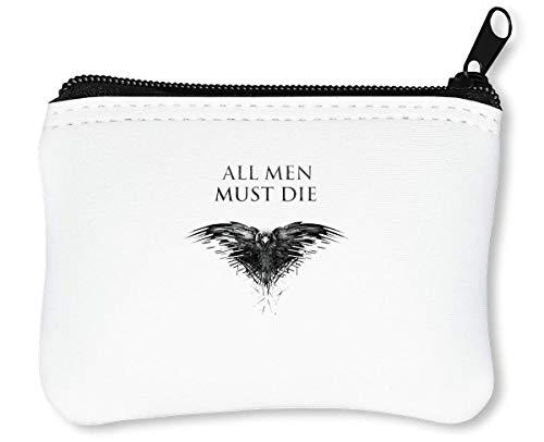 Portefeuille Thrones Glissière Eagle Must Porte Men À Of monnaie Die Game wxORn6qY