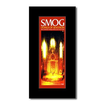 SMOG - Dongs of Sevotion Mini Poster - 28.5x10cm