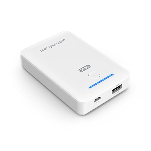 RAVPower 10050mAh Portable Charger (2.4A Output...