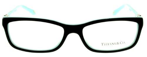 Tiffany & Co. TF2036 Eyeglasses Top Black/Blue (8055) TF 2036 8055 54mm Authentic