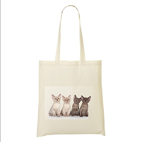 Cat Cotton 5 100 Bumese Bag fc HEqpR4Hwdz