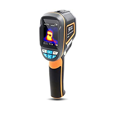 PerfectPrime (IR) INFRARED THERMAL IMAGER & VISIBLE LIGHT CAMERA