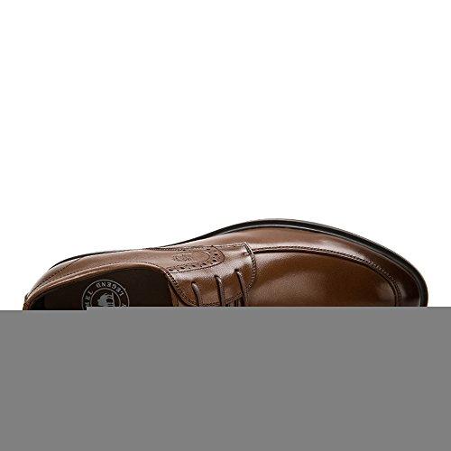 Kamel Menns Oxfords Skinnsko Farge Brun Størrelse 41 M Eu