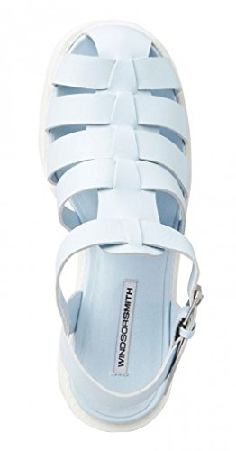 Windsor Smith , Damen Sandalen blau Sky Blue