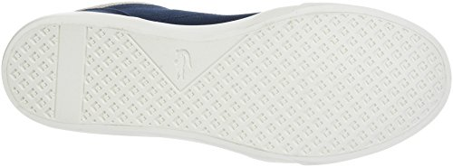Lacoste Bayliss 218 2 Cam, Baskets Homme Vert (Nvy/Nat 67f)