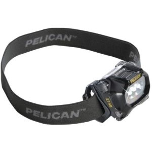 """Pelican Products, Inc - Pelican 2740 Led Headlight - Aaa - Polycarbonatebody - Black """"Product Category: Electric Lighting/Portable Lights"""""""