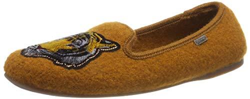 Living Estar Casa Amarillo De Zapatillas Laschenballerina Para Tiger mustard Por Mujer 147 Kitzbühel rXrg6A