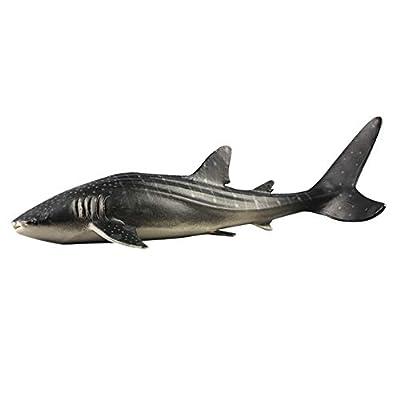 STARmoon Marine Whale Shark Ocean Education Animal Figure Model Kids Children Toy Gift