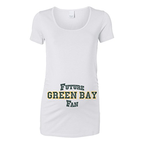 Green Bay Packers Maternity Packers Maternity Shirt
